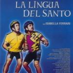 "Poster ""La lingua del santo"""