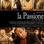 La passione, poster.