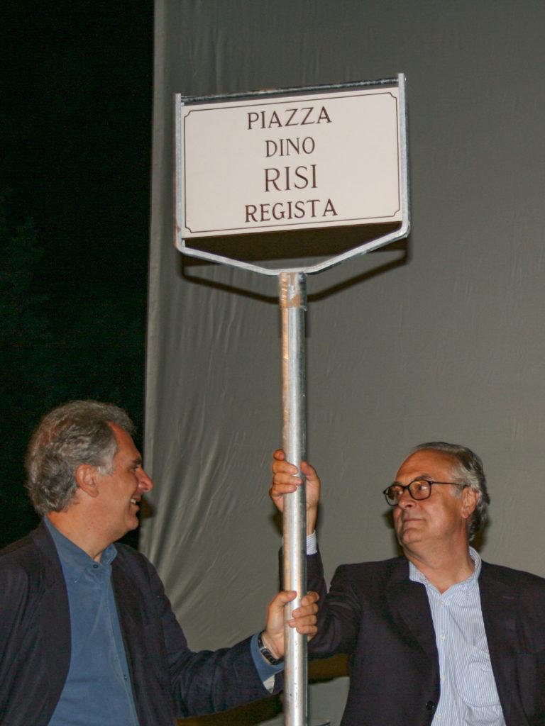 Claudio e Marco Risi